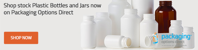 Shop Plastic Bottles Now at Packaging Options Direct