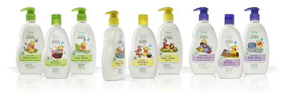 Disney Winnie The Pooh Baby Care, New Windsor Brands