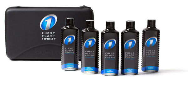 New Packaging Polishes First  Place Finish Car Care System's Brand Image