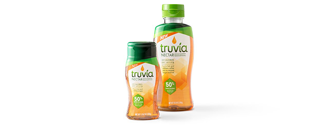 Truvia Nectar Stevia Sweetener Blend with Honey, Cargill